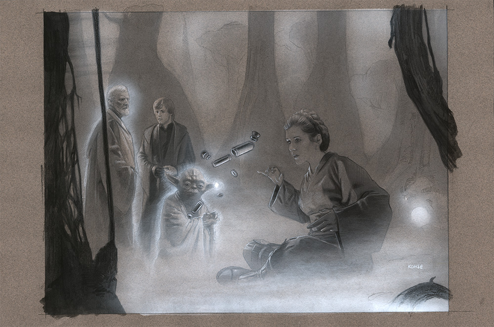 Star Wars Celebration Studies
