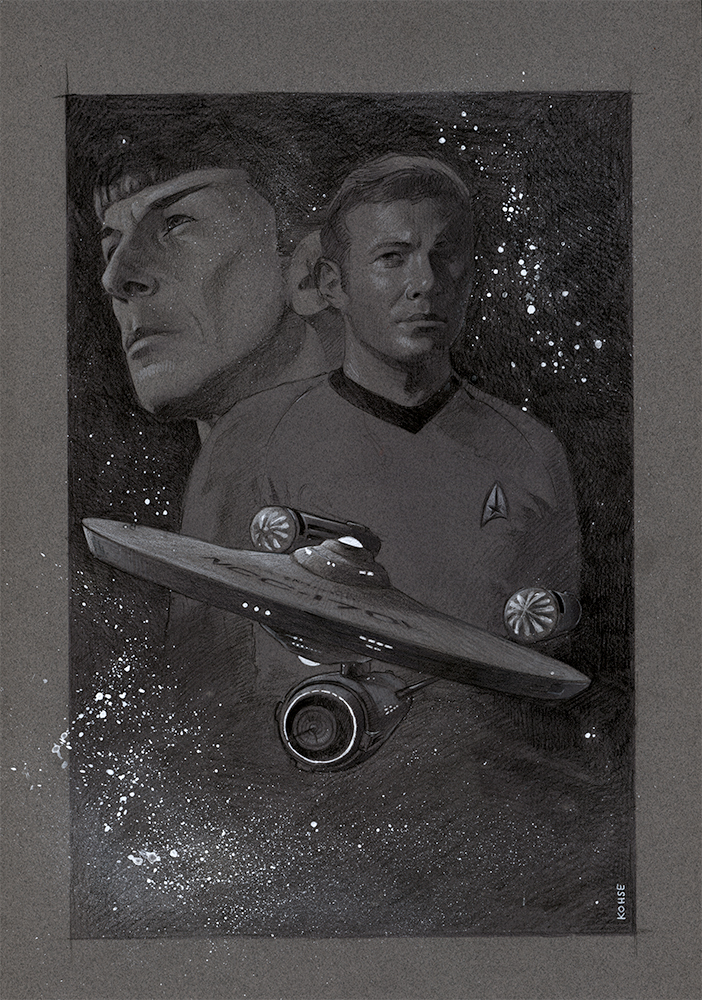 Star Trek: The Original Series by Lee Kohse