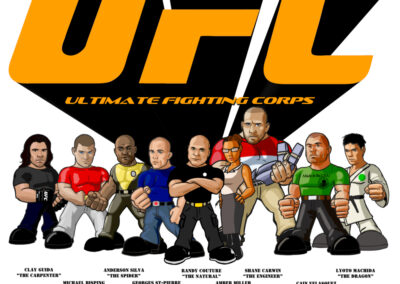 UFC Children's Show: Group